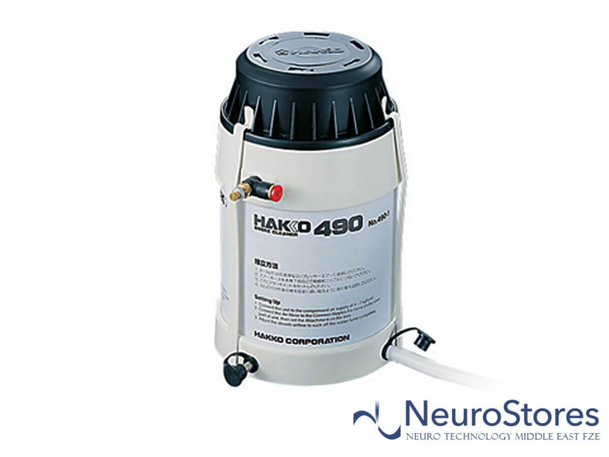 Hakko 490 Smoke Absorber Desktop Type Neurostores